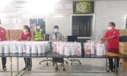 Ngày 01/9/2021, đã chuyển 2.500 túi thuốc dùng cho F0