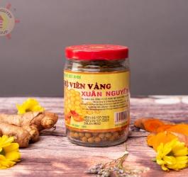 Mật ong nghệ viên vàng Xuân Nguyên 100g